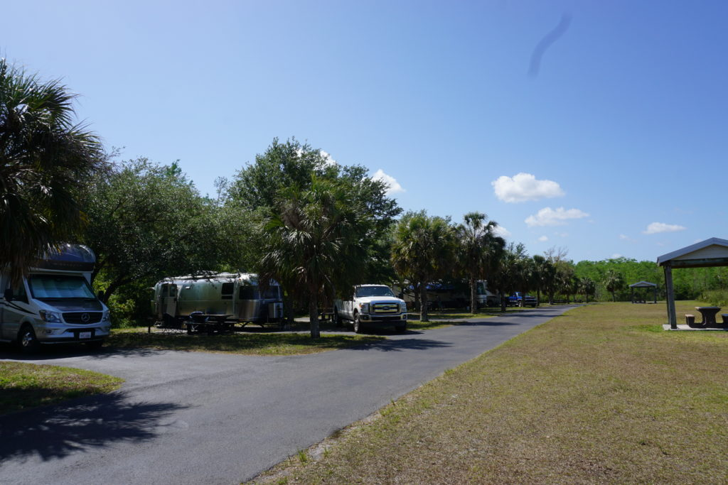 Staying In The Everglades National Park In An Rv Things