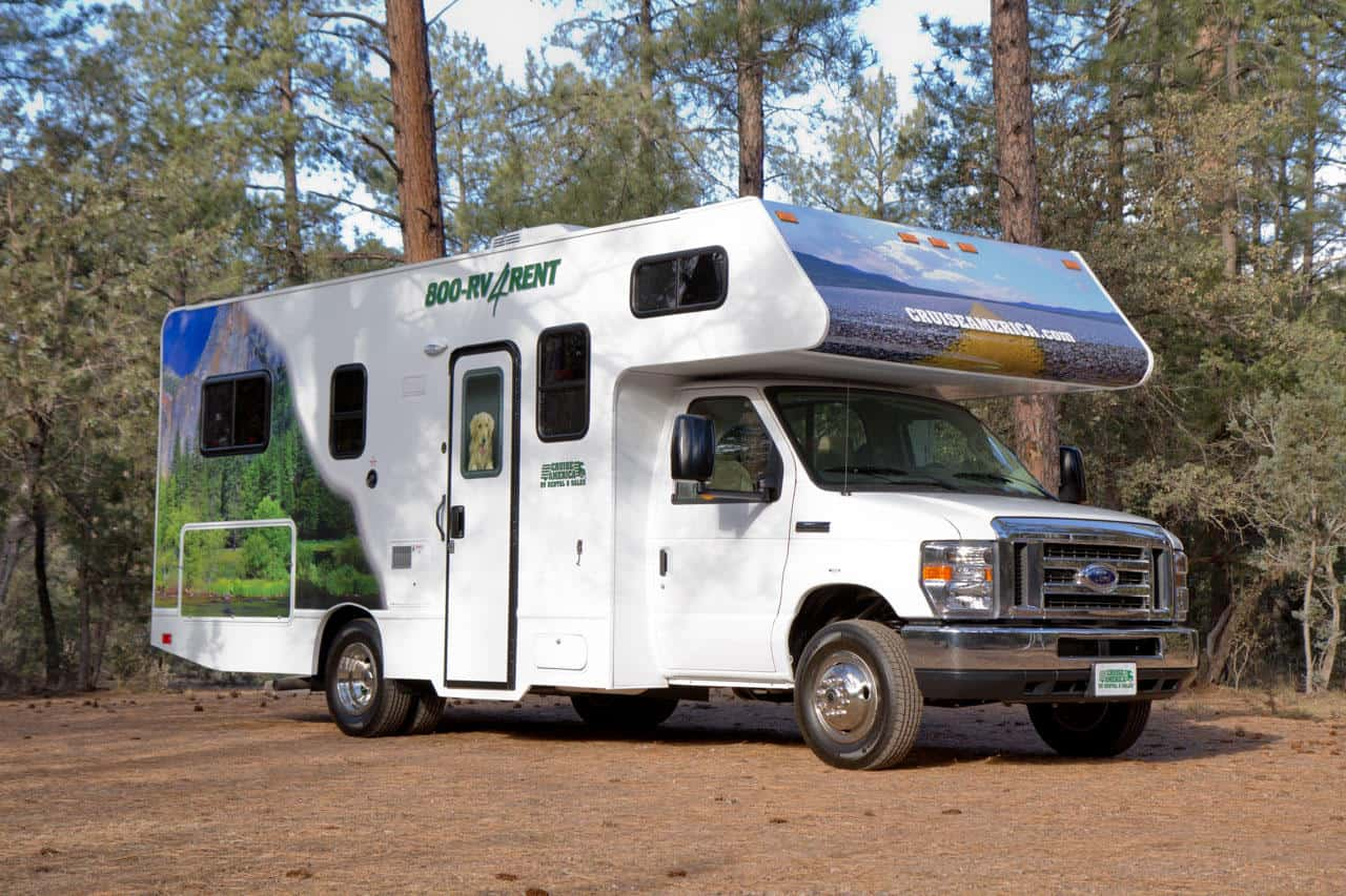 What Does It Cost To Rent An Rv For A Week Estimates From
