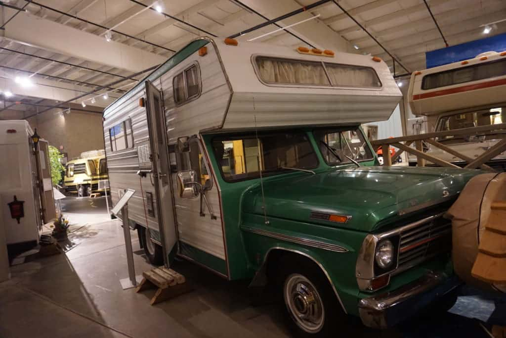 RV / MH Hall of Fame and Museum in Elkhart, Indiana - RV Hive