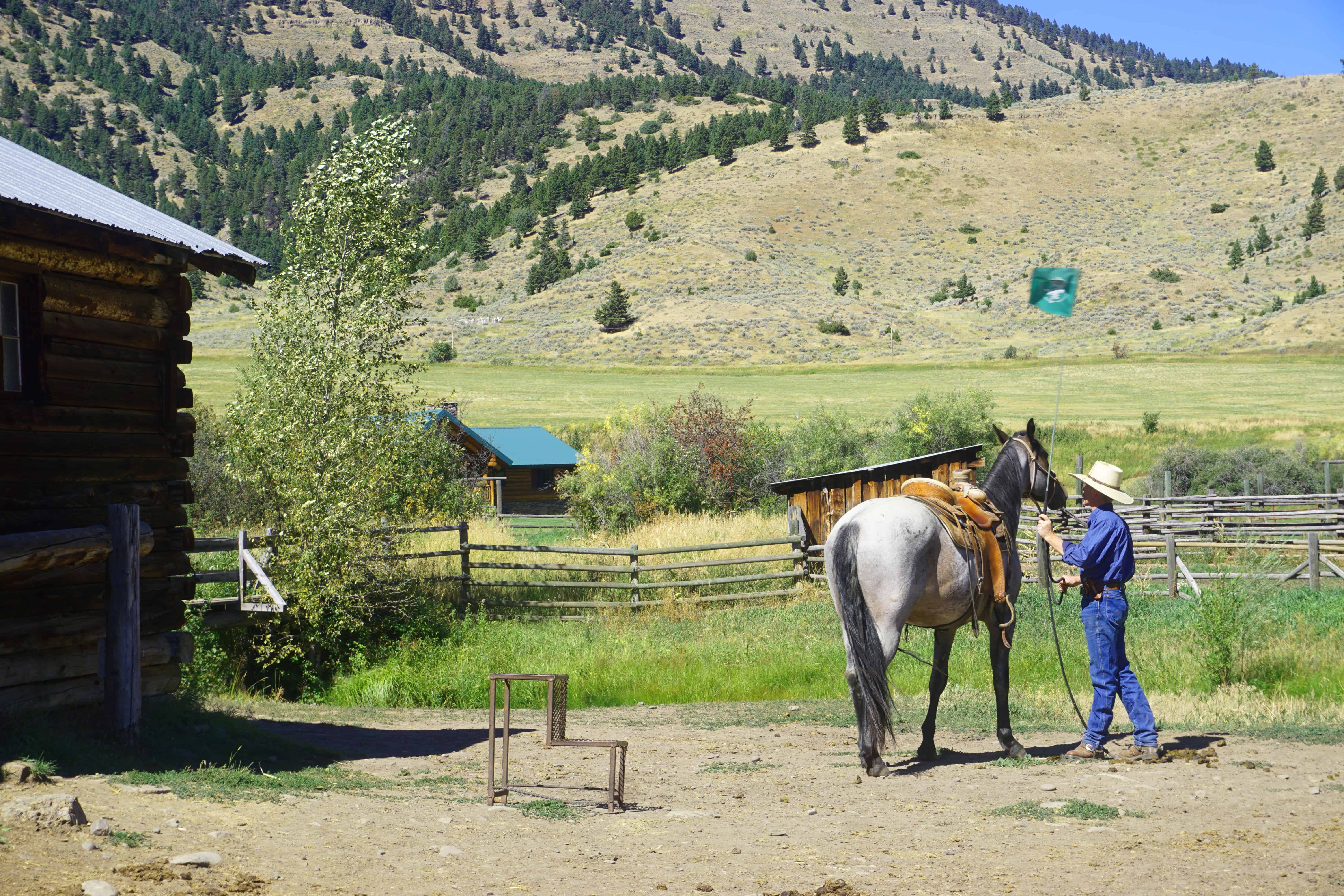 Stay at a Dude Ranch in Your Recreational Vehicle (RV) - RV Hive