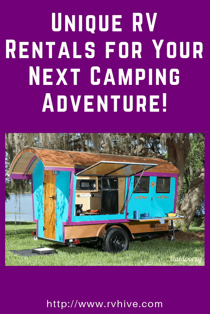 Unique RV Rentals for Your Next Camping Adventure! - RV Hive