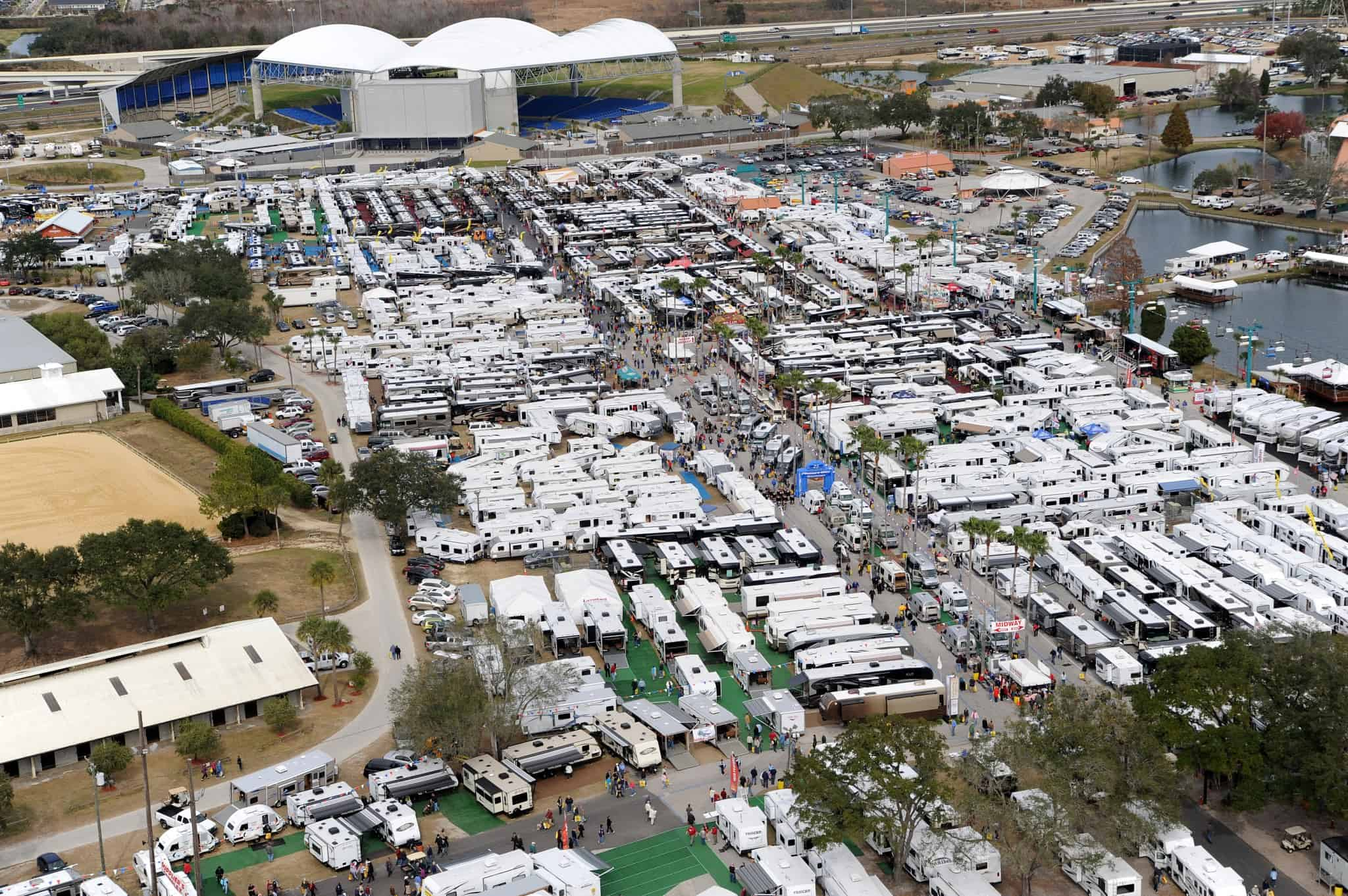 Charlotte Rv Show 2020.2019 Rv Shows State By State Schedule Rv Hive