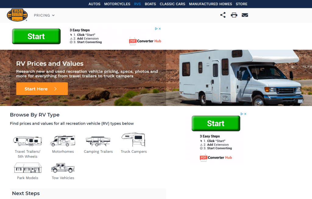 How We Got the Best Price on Our New RV: Follow This Step-By-Step