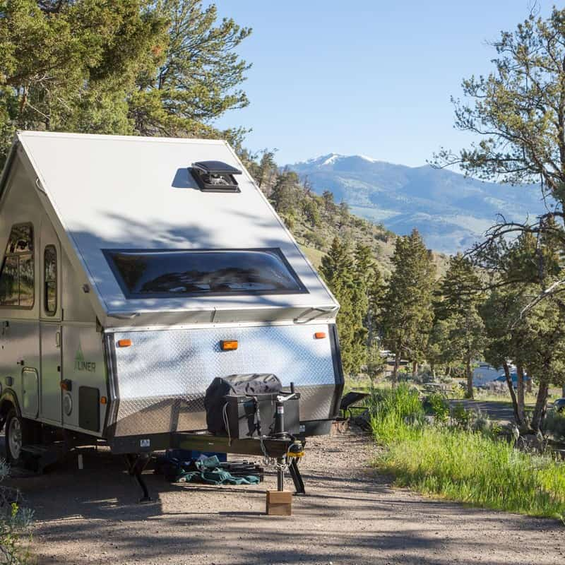 Yellowstone National Park 12 Rv Parks And Campgrounds