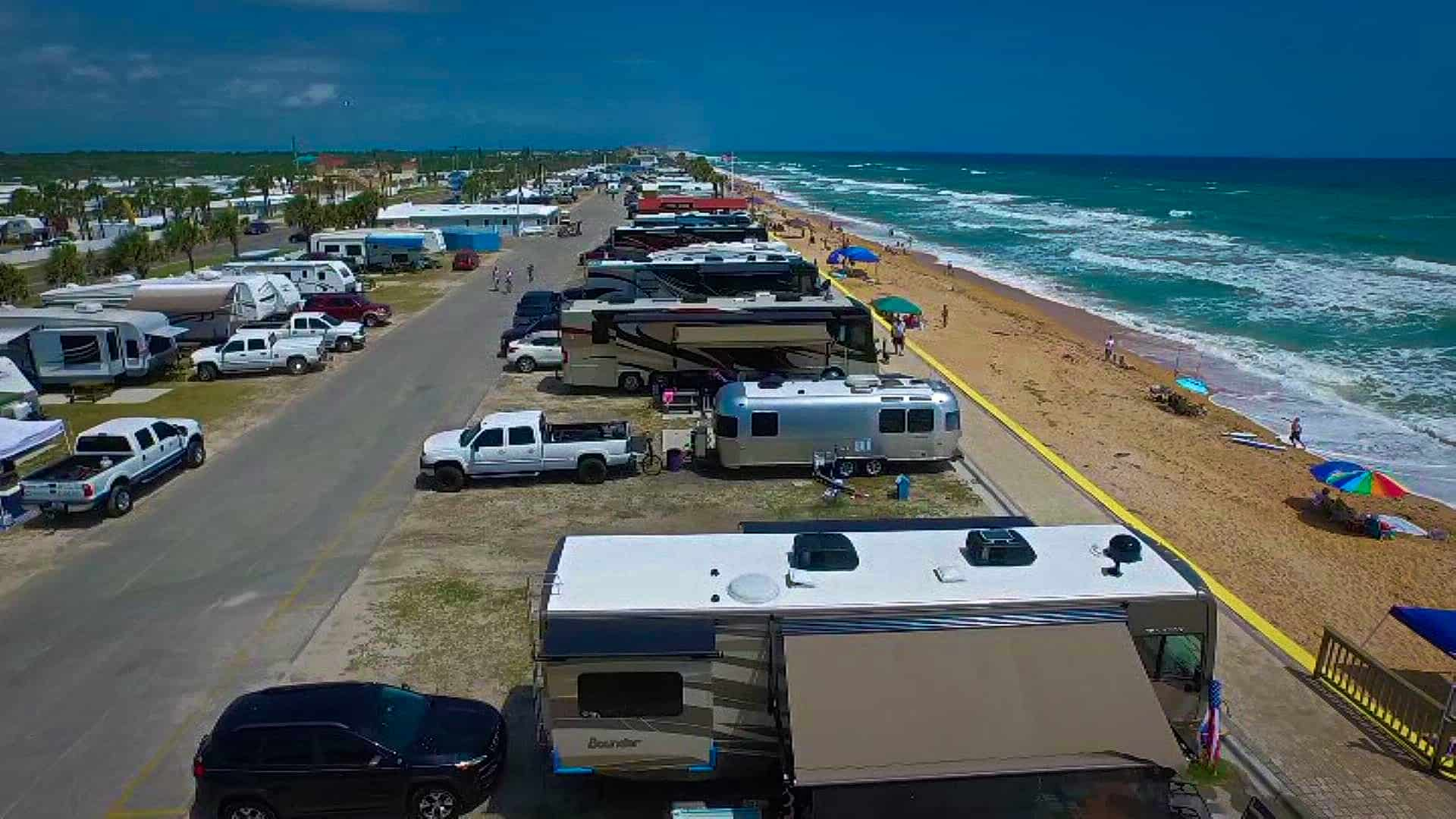 Best Beach Campgrounds Rv Parks In Florida For Rv Camping Right On The Sand